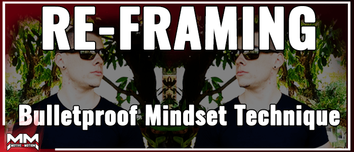 How to Control Your Thoughts: [BULLETPROOF MINDSET] Re-Framing Techniques (One Seed)